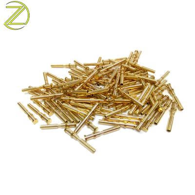 Electric Brass Pin